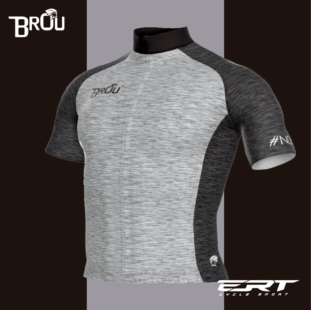Camisa Brou New Steel