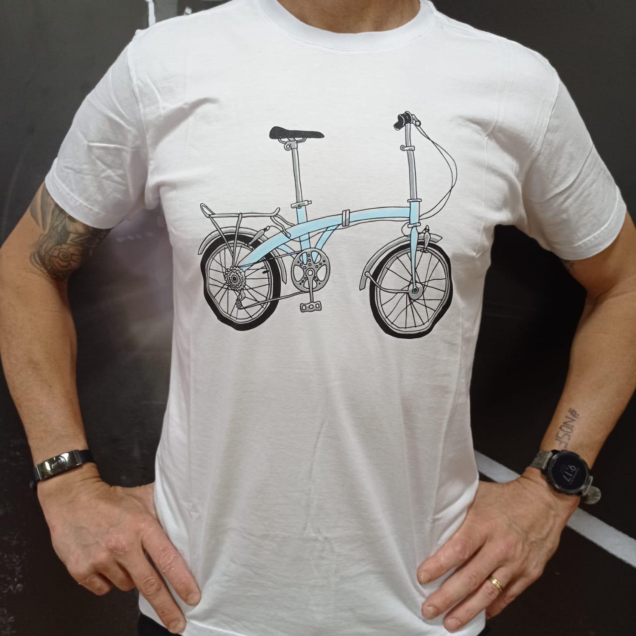Camisa Casual Brou Branca 2021