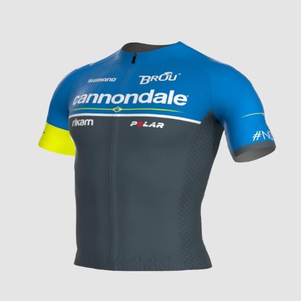 Camisa Edição Limitada Brou Cannondale Team