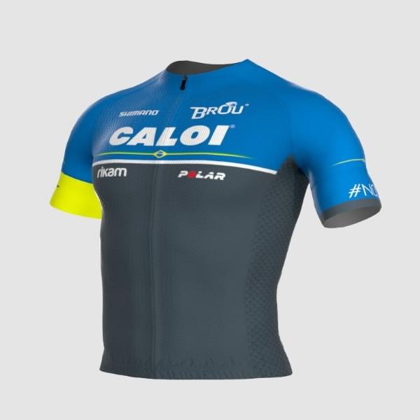 Camisa Equipe Brou / Caloi Edição Limitada Brou Womens Team