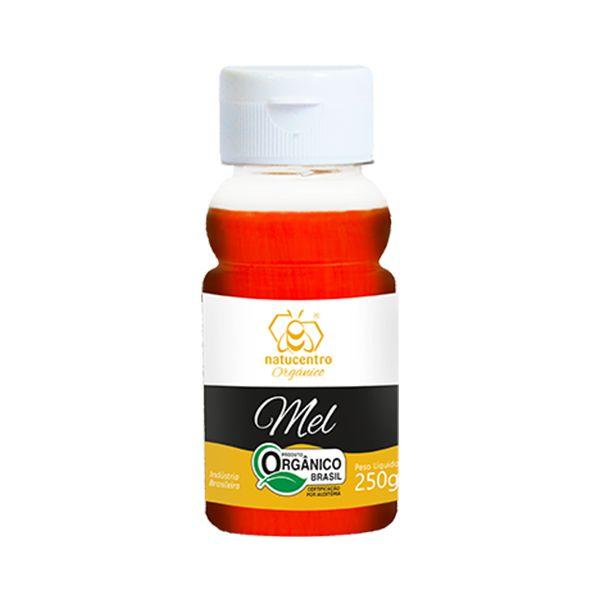 Mel Orgânico Natucentro 250g