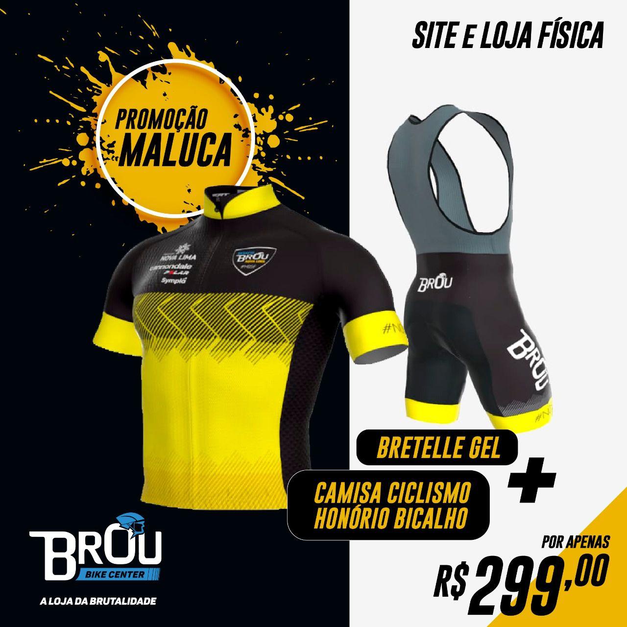 Promoção Kit Maluco Honório Bicalho