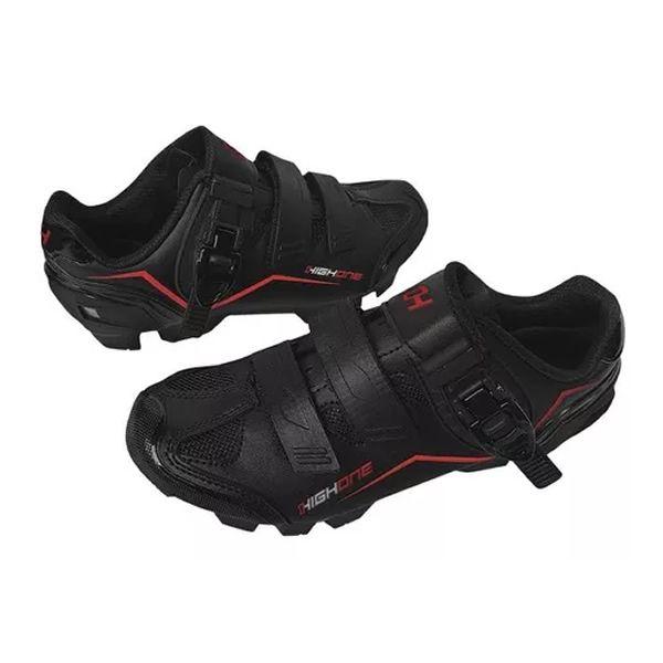 Sapatilha MTB Feet - 2 Velcros 1 Trava