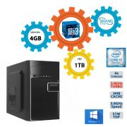 Desktop PC CORP Core i3 7ª geração c/ Windows 10 Pro OEM