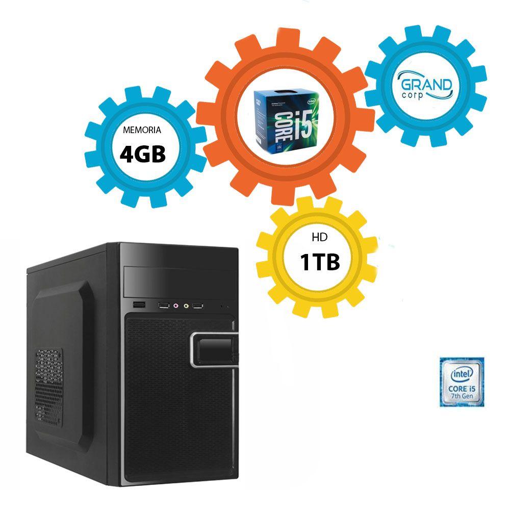 Desktop PC CORP Core i5 7ª geração