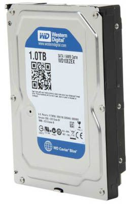 HD 1TB WD BLUE