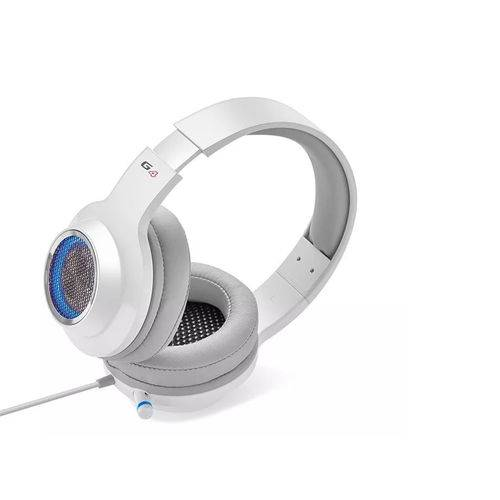 Headset Gamer 7.1 Virtual EDIFIER G4 - Over-Ear - Branco
