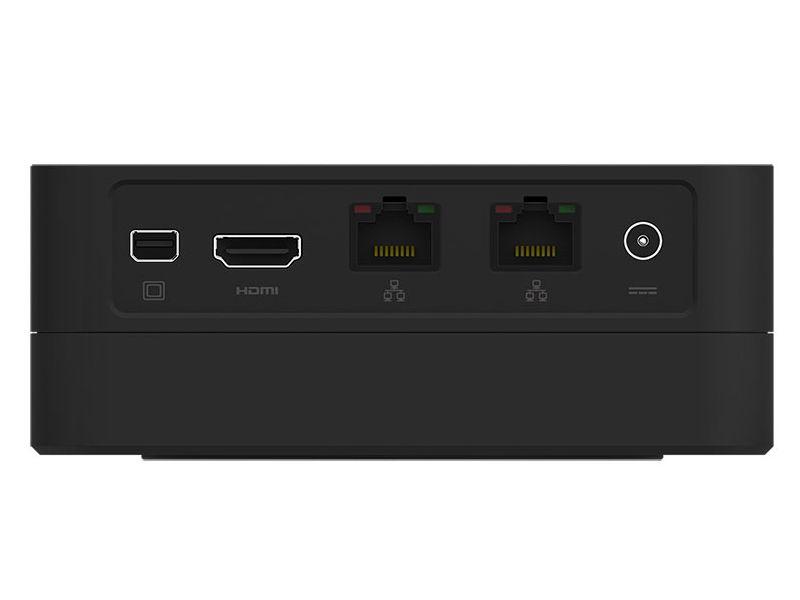 LIVA ZE INTEL CELERON DUAL CORE N3350 4GB SSD 120GB