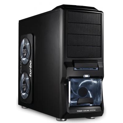 PC GAMER GRAND CORP Core i3-7100 8Gb 120Gb GTX 1050