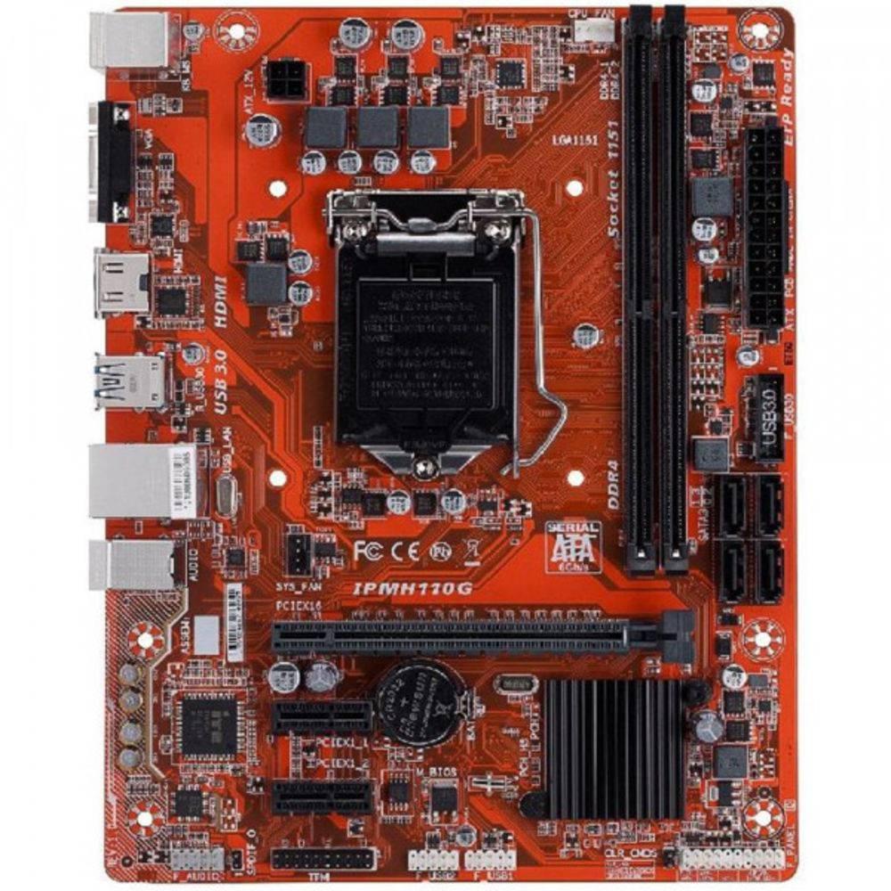 Placa mãe PCWare IPMH110G DDR4