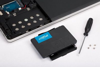 SSD 480GB CRUCIAL