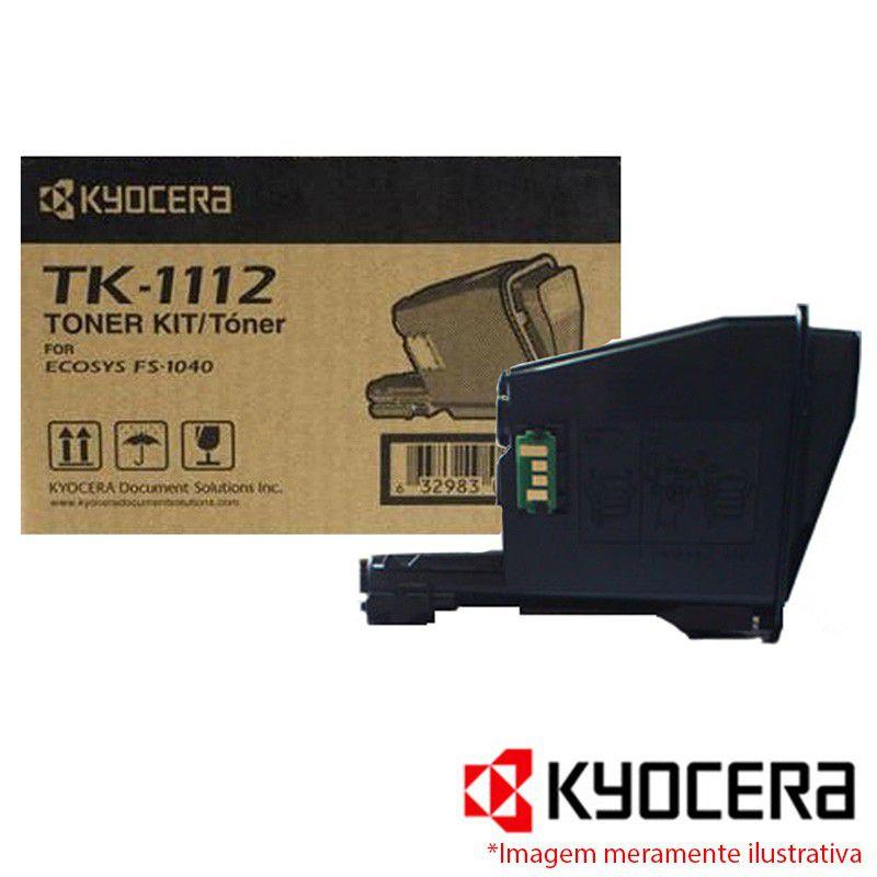 Toner Kyocera TK-1112 Para FS1040 FS1020MFP FS1120MFP Compatível