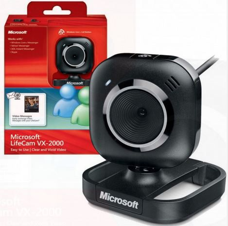WEBCAM LIFECAM VX-2000 MICROSOFT