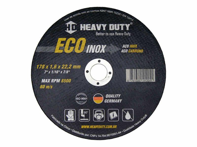 Disco de Corte Ecoinox