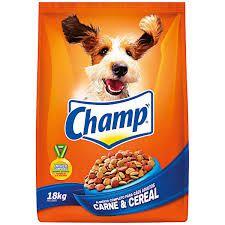 Champ 10 kg carne e cereal