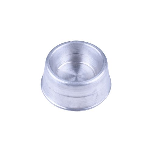 Comedouro de aluminio