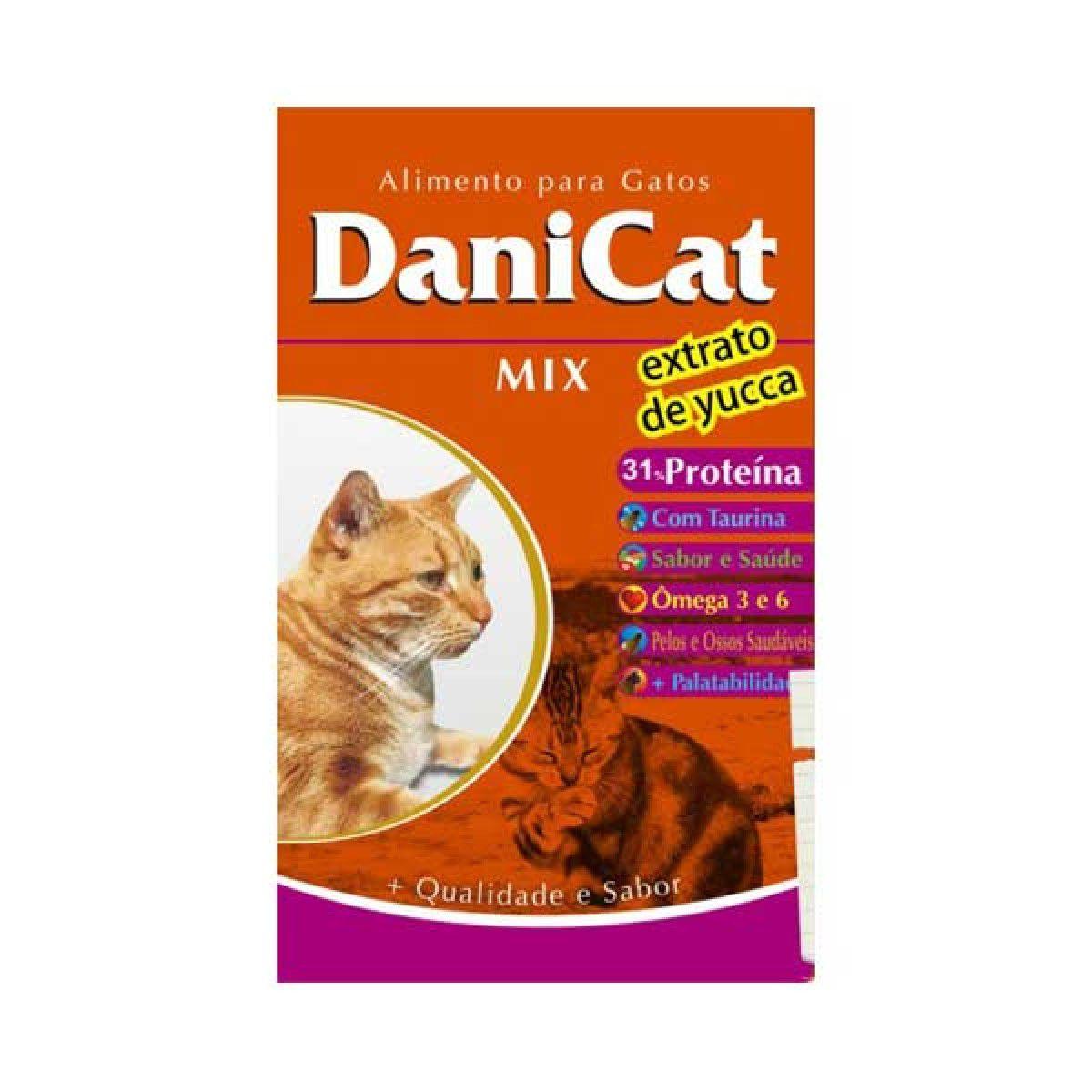 Dani Cat Mix