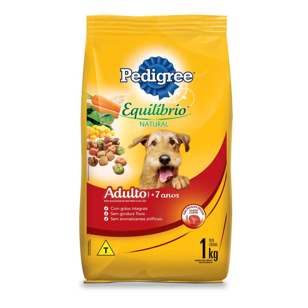 Pedigree Equilibrio Natural - 1kg