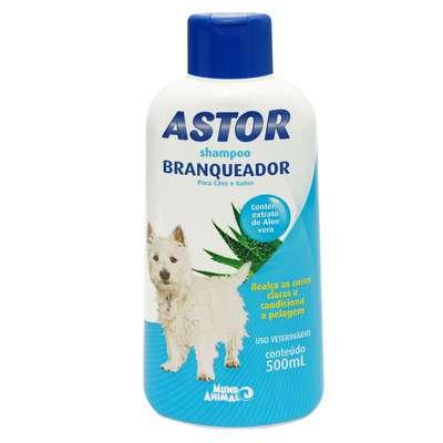 Shampoo Astor Branqueador 500ml