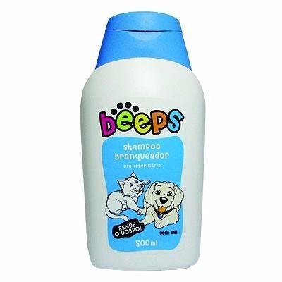 Shampoo Branqueador Beeps