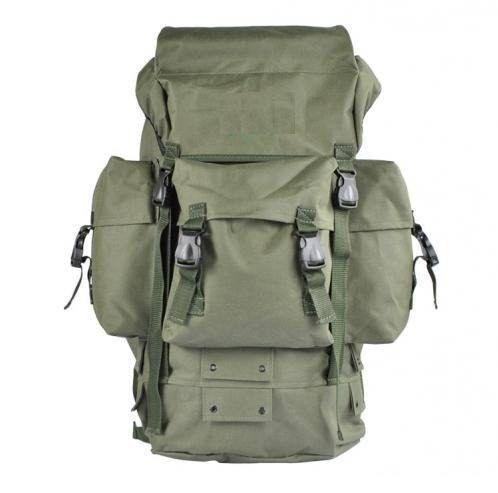 9a54ae8c2fb Mochila Militar Camping Escolar Moto Trilha Viagem Resistente Impermeável -  Modelo PQDT