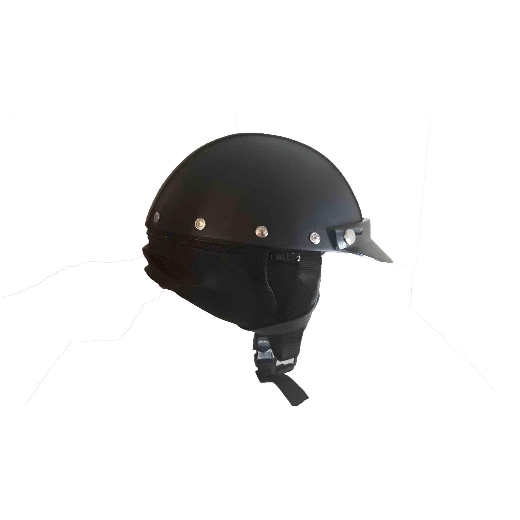 Capacete Coquinho para scooter elétrica citycoco