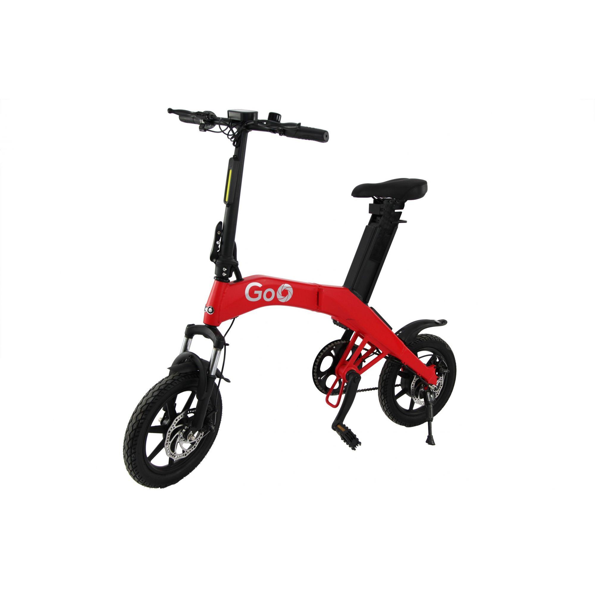 Mini Bike elétrica com pedal 350W - STB24