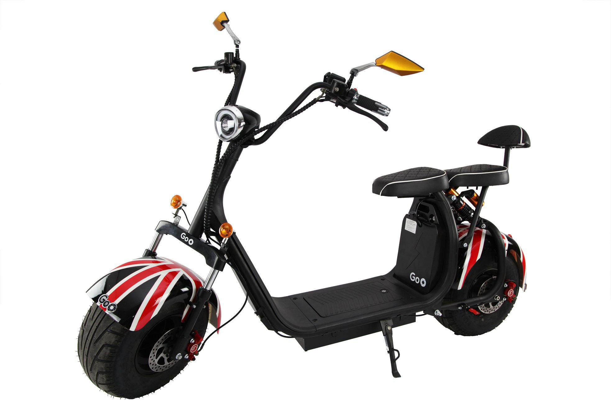 Scooter elétrica citycoco X7 2000W