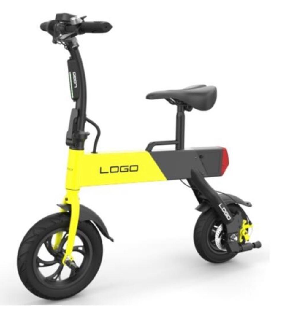 Mini Bike elétrica 350W - STB22-1