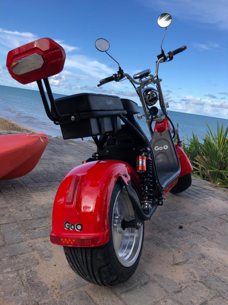 Scooter elétrica citycoco X12 2500W