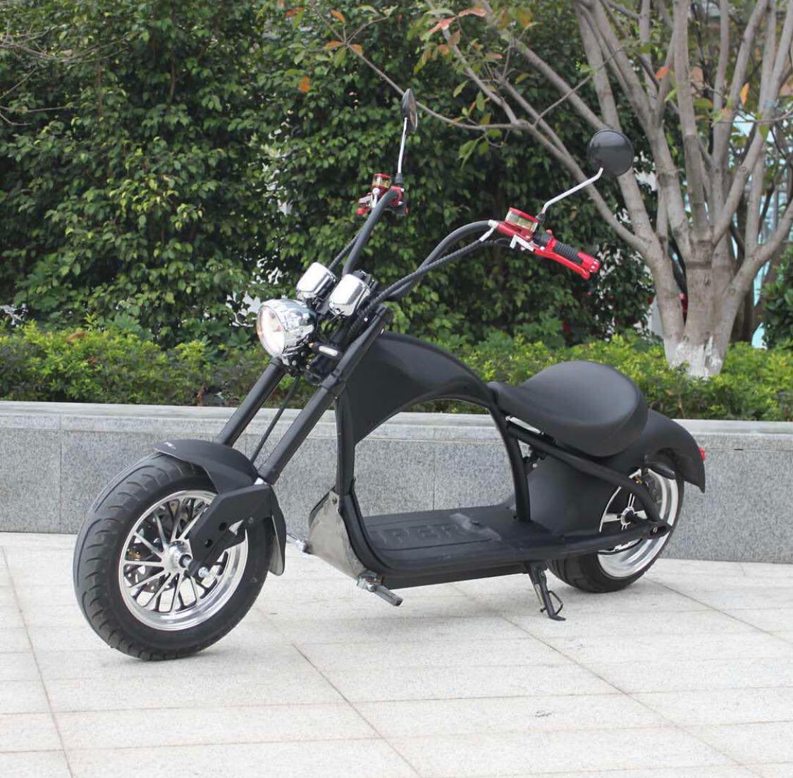 Scooter elétrica citycoco X14 2000W