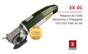 Maquina de corte bananinha 2' polegadas - 60 Watts EXATA