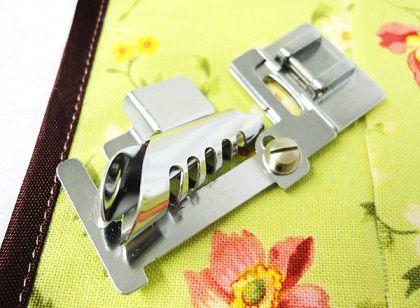 Calcador para aplicar viés de 10 mm a 14 mm - 200313005