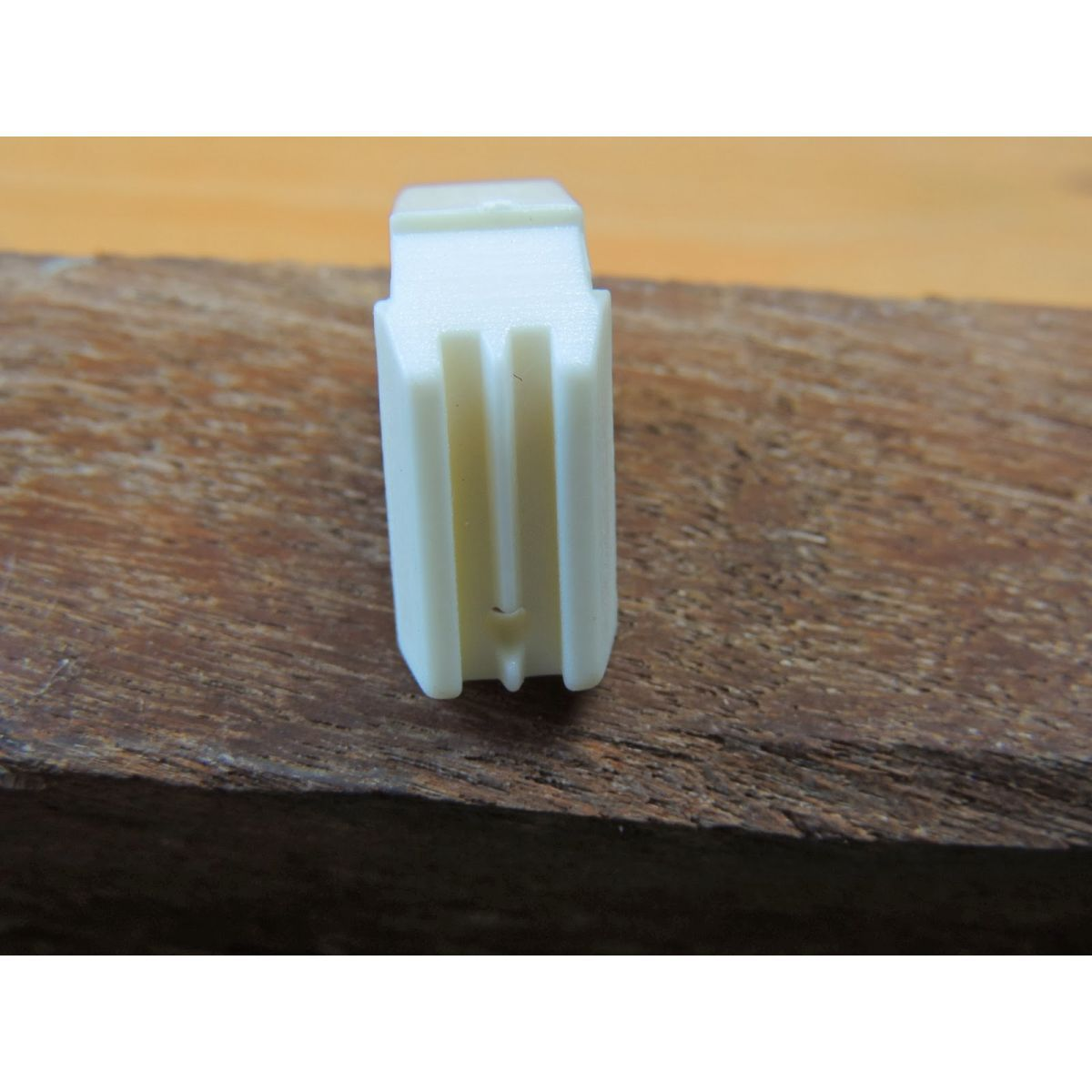 Calcador para Zipper invisível