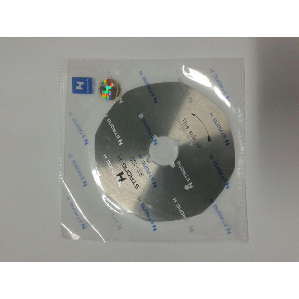 Disco HStrong 4' Oitavado - Excelente qualidade