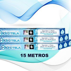 Entretela Hidrossolúvel - Hidrotela 15 Metros