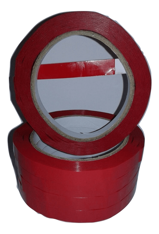 Fita para Lacrador de Sacolas - Vermelha