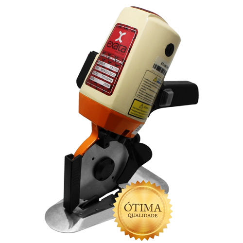 Maquina de cortar tecido EXATA 4' 250 Watts de potência