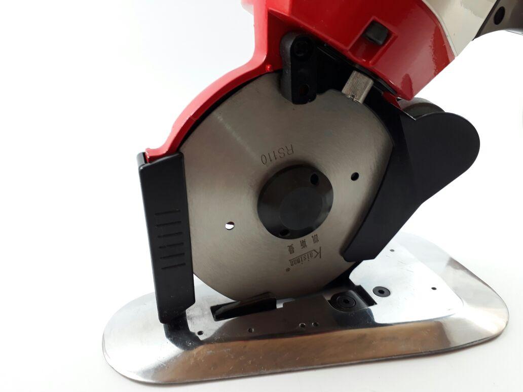 Máquina de Cortar Tecidos LANMAX com disco de 4' e potência de 245 Watts