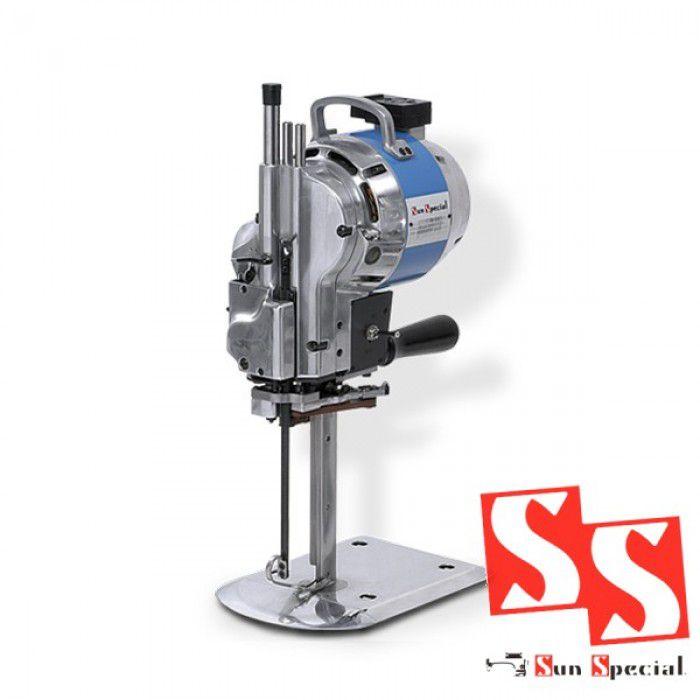 Máquina de Cortar Tecidos SUN SPECIAL, Faca de 8' 550 Whatts