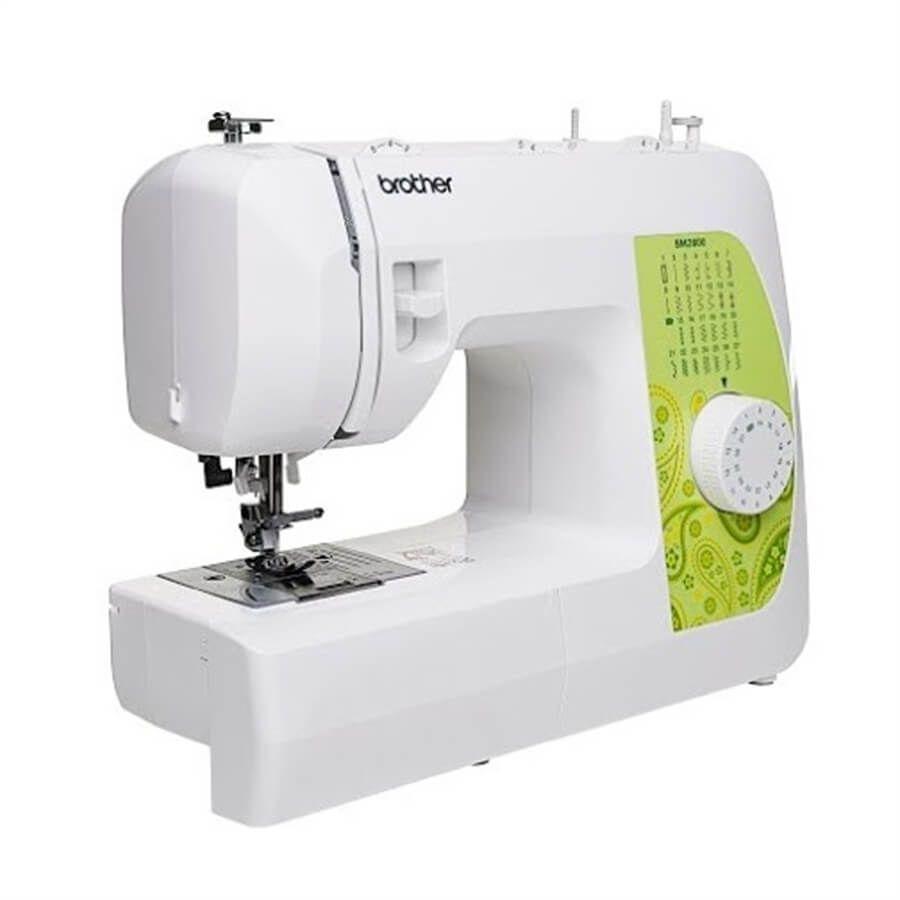 Máquina de Costura Brother BM2800 - Maquina com 27 pontos e 63 funções