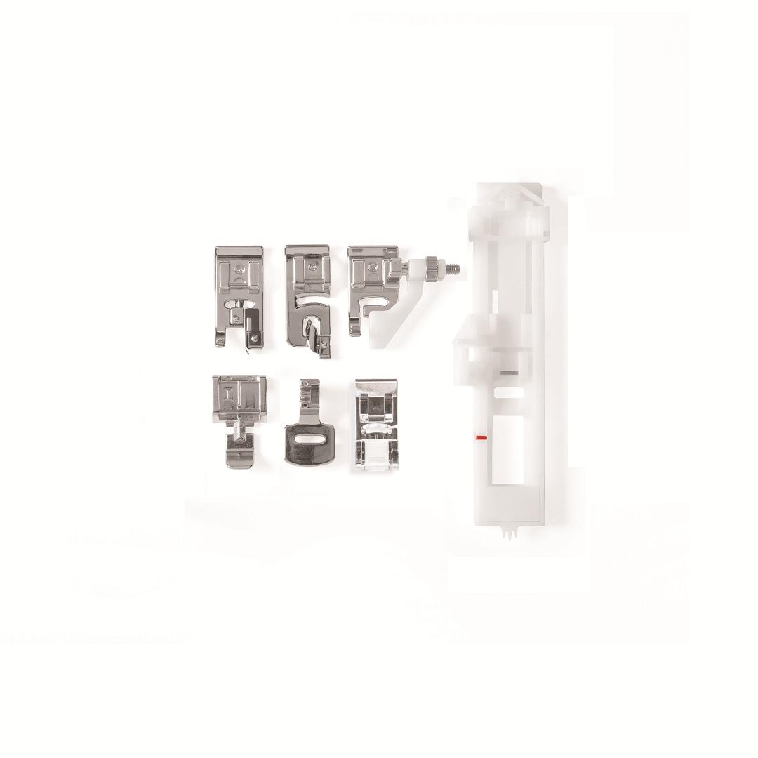 Maquina de Costura Eletrônica SINGER 7285 - Patchwork  com 91 Pontos e 06 casas de botão