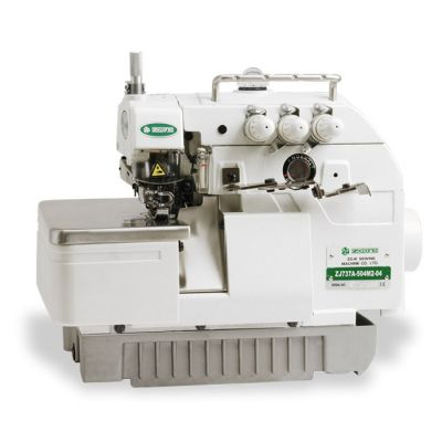 Máquina de Costura Overloque Industrial ZOJE 3 fios