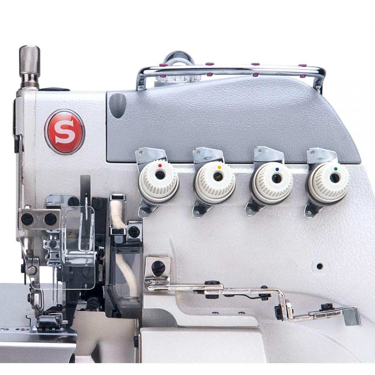 Máquina de Costura Overloque SINGER 322D com Motor Direct Drive