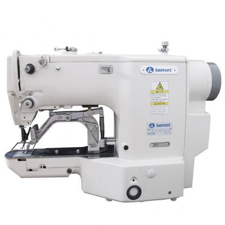 Máquina de Costura Travete Sansei Direct Drive SA-430D-01