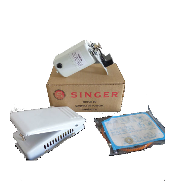 Motor SINGER para máquinas domésticas
