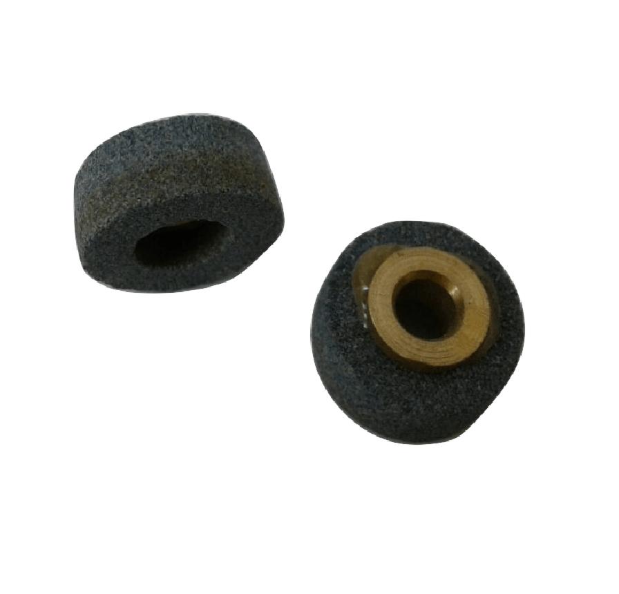 Rebolo para amolar disco de máquina de corte Bananinha 2'- Pedra de afiar