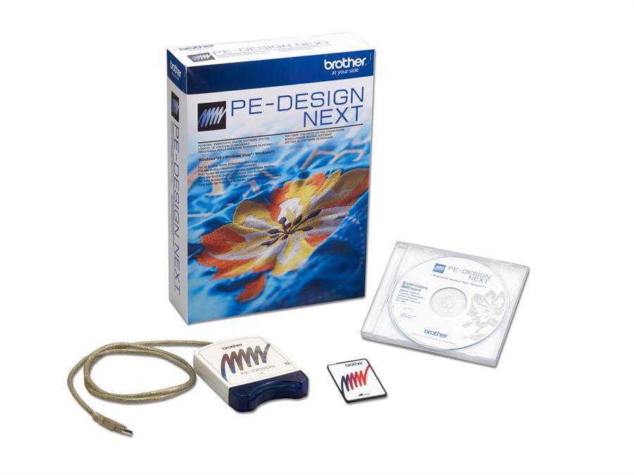 Software para Criação de Bordados PE-DESIGNER NEXT