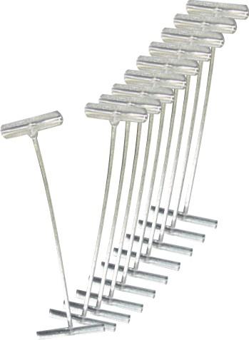 Tag Pins - Sistema de fixação