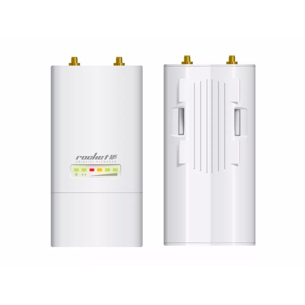 ANTENA OUTDOOR UBIQUITI ROCKET M5 5.8GHZ